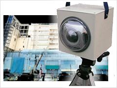 ネットワークカメラを使った建築現場向けモバイルネットワークカメラシステム